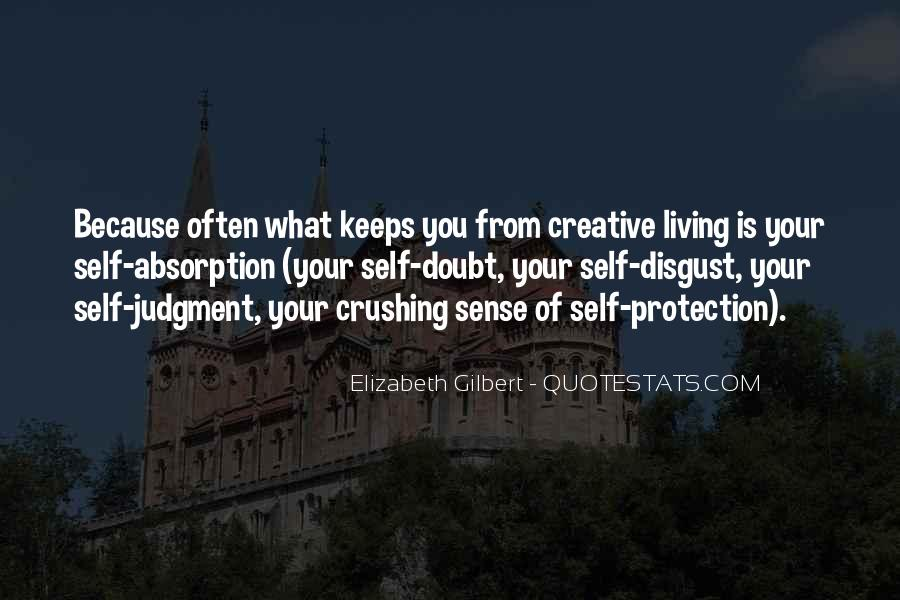 Quotes About Creative Living #751847