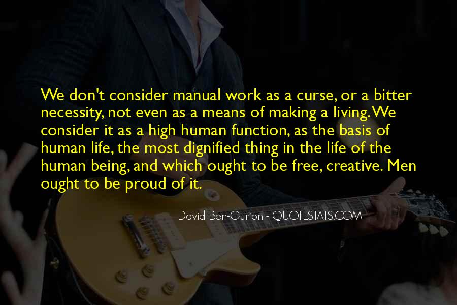 Quotes About Creative Living #756892