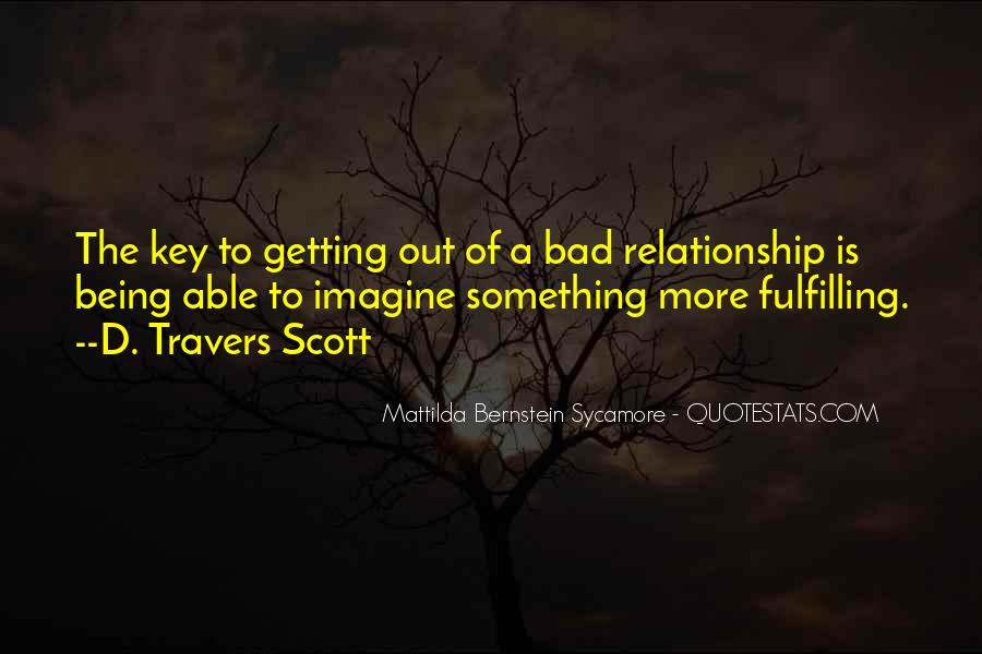 Quotes About Being Over A Bad Relationship #324984