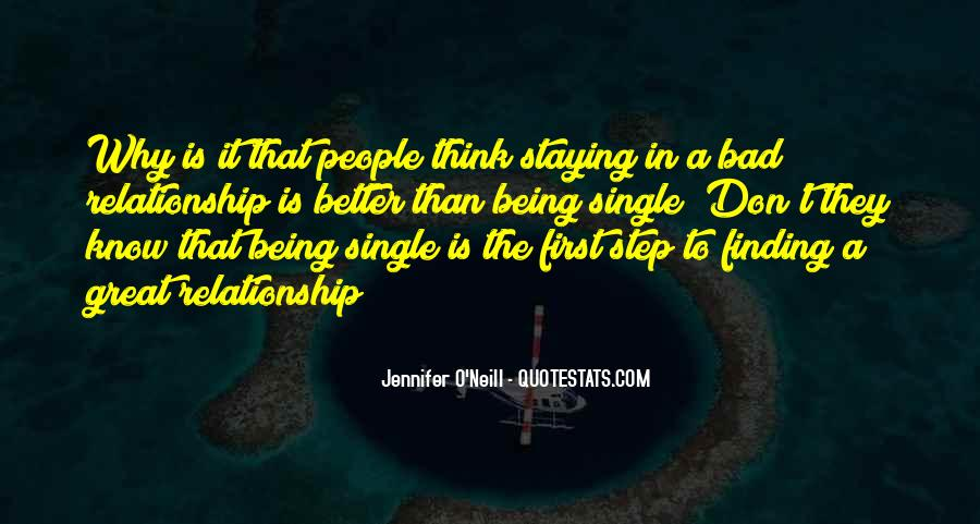 Quotes About Being Over A Bad Relationship #365542