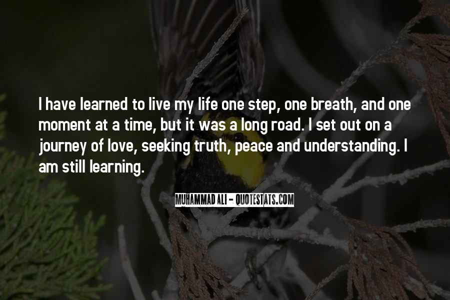 Quotes About Seeking Understanding #1692145