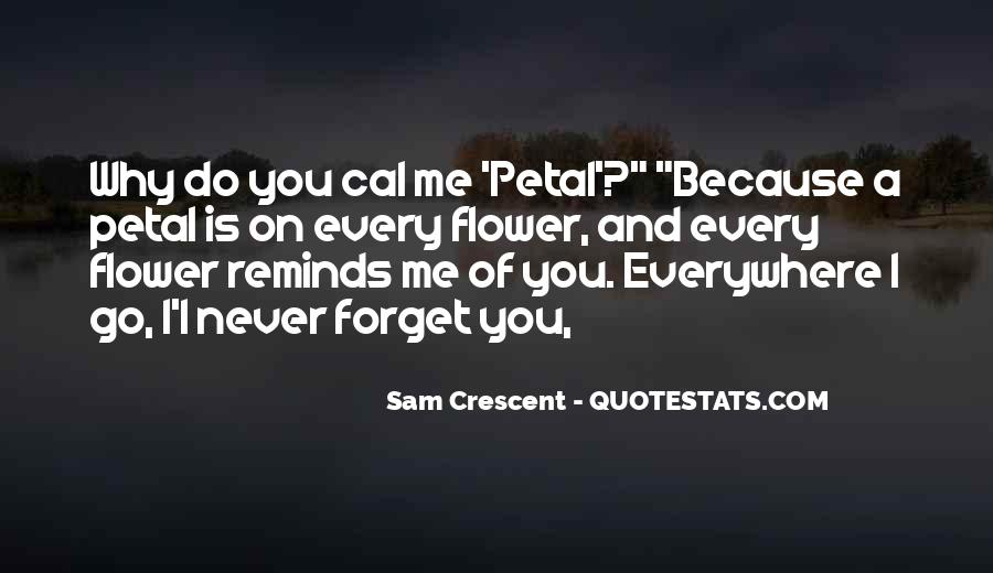 Quotes About Crescent #1219555