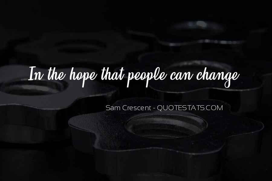 Quotes About Crescent #599963