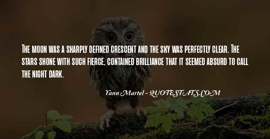 Quotes About Crescent #862165