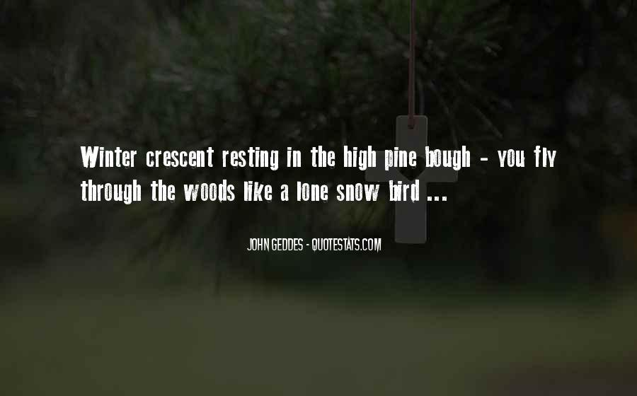 Quotes About Crescent #923617