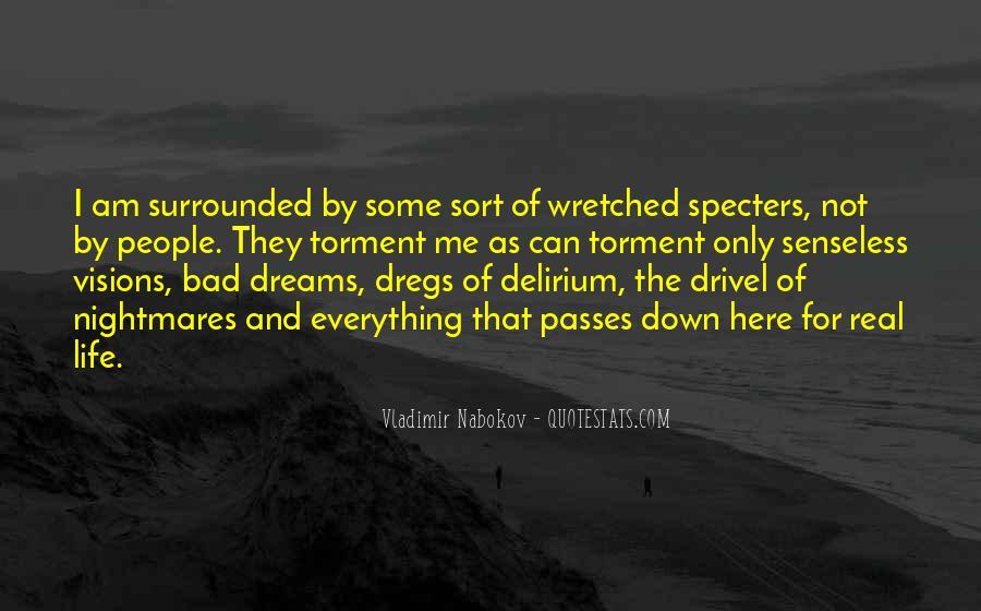 Quotes About Delirium #1148896