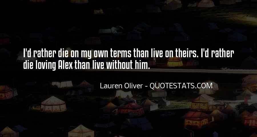 Quotes About Delirium #1169253
