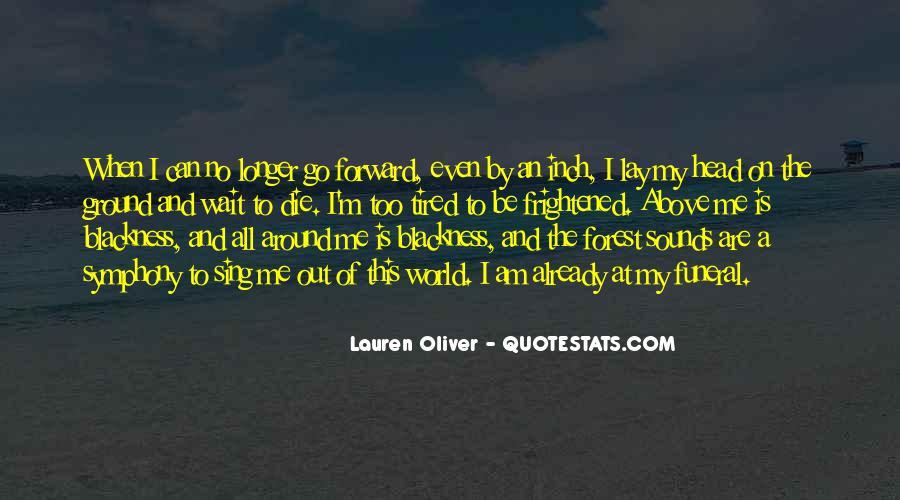 Quotes About Delirium #1182932