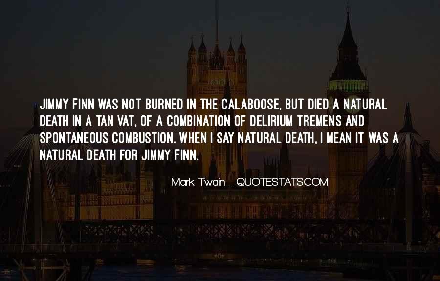 Quotes About Delirium #17359