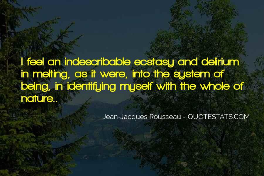 Quotes About Delirium #210766