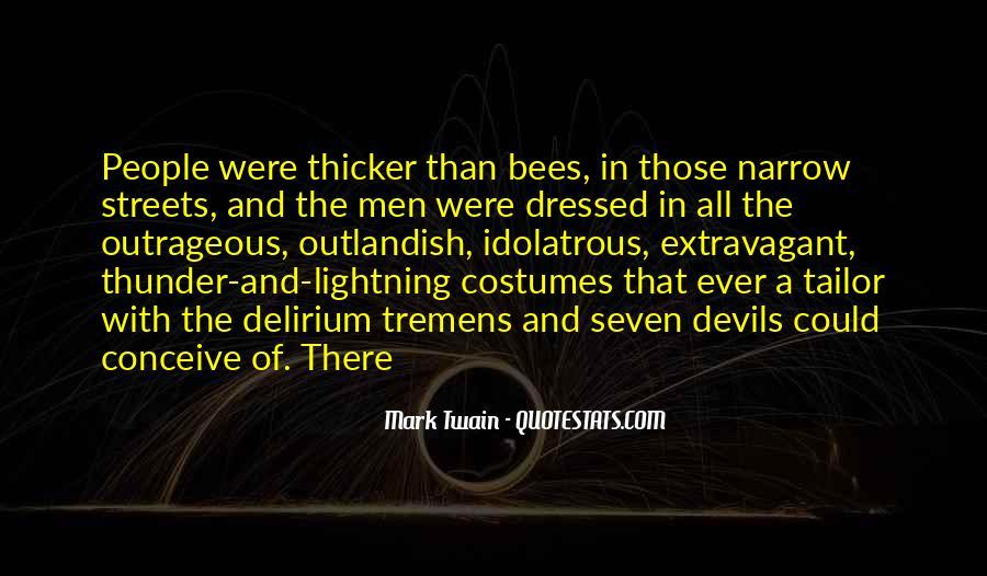 Quotes About Delirium #265062