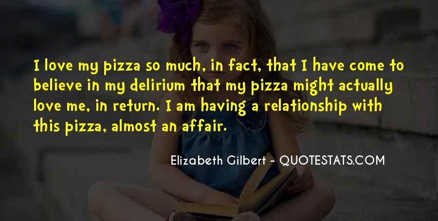 Quotes About Delirium #275378