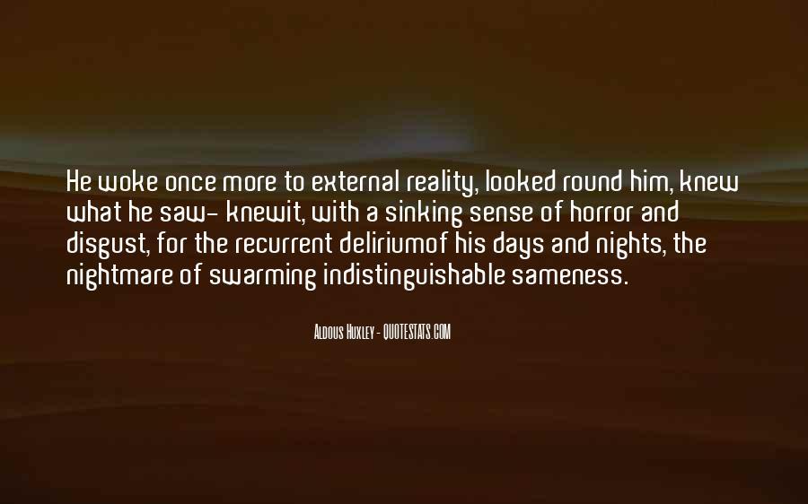 Quotes About Delirium #288881