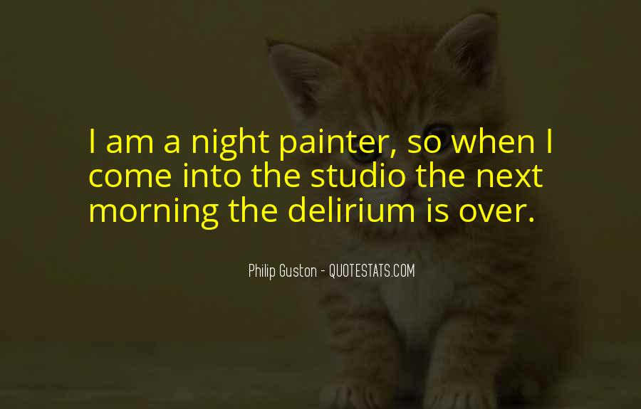 Quotes About Delirium #486004