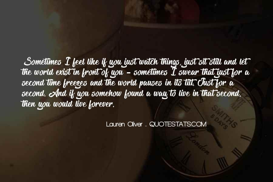 Quotes About Delirium #679019