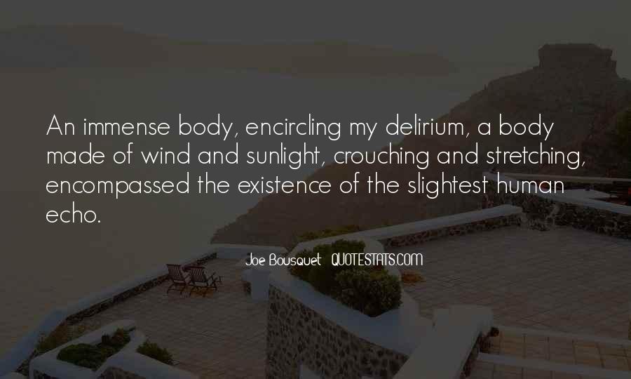 Quotes About Delirium #854089