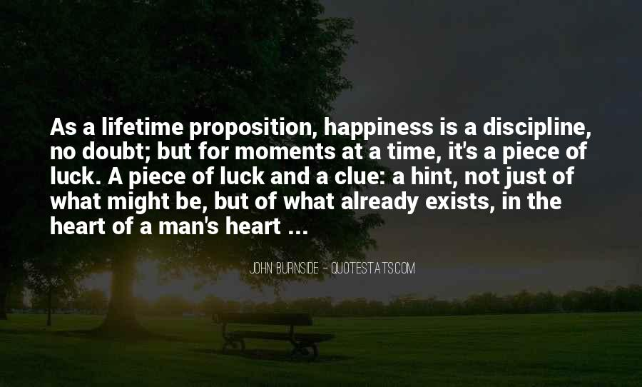 Quotes About Lifetime Happiness #1071029