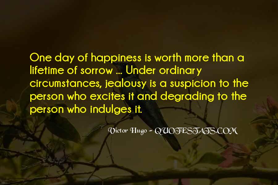 Quotes About Lifetime Happiness #1278216
