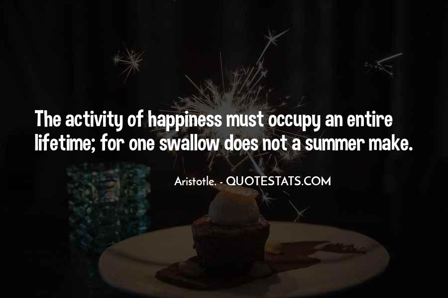 Quotes About Lifetime Happiness #1814279