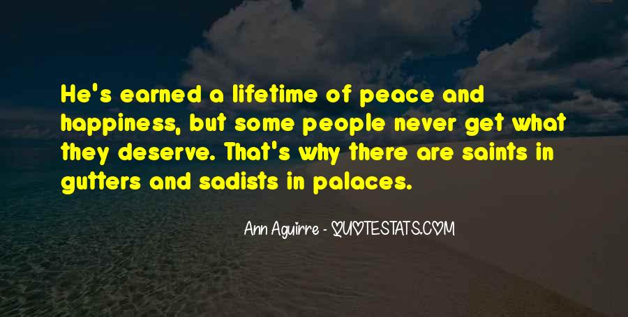 Quotes About Lifetime Happiness #340122
