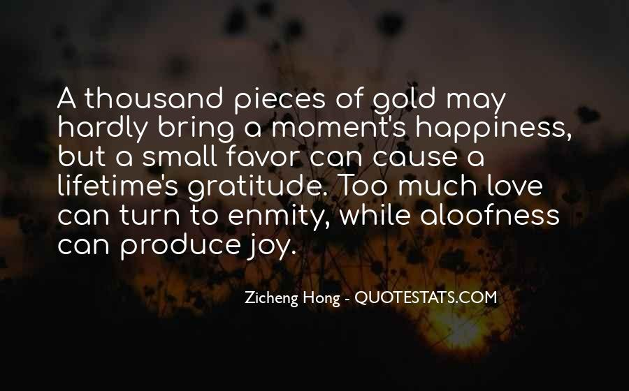 Quotes About Lifetime Happiness #569873
