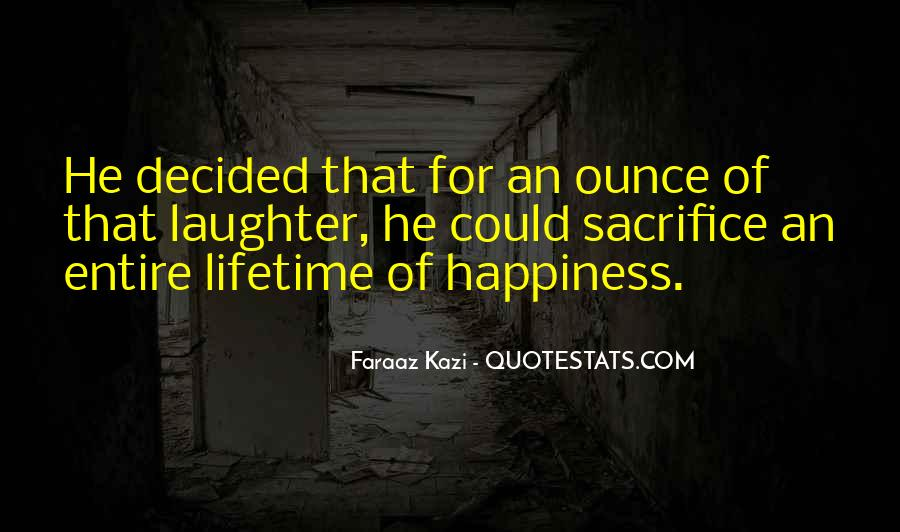 Quotes About Lifetime Happiness #587558