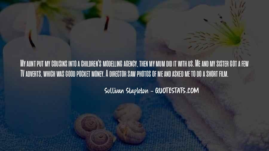 Quotes About Pocket Money #567468