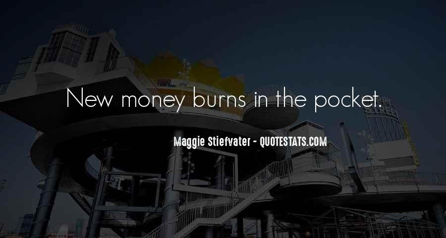 Quotes About Pocket Money #937402