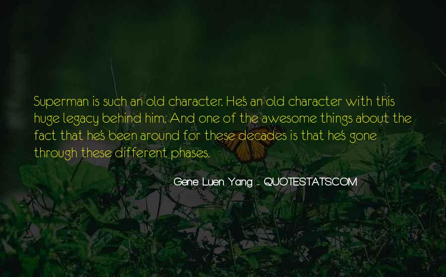 Quotes About He's The One #24949