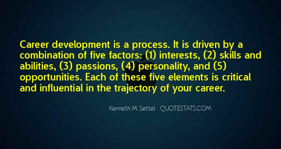Quotes About Five Elements #847683