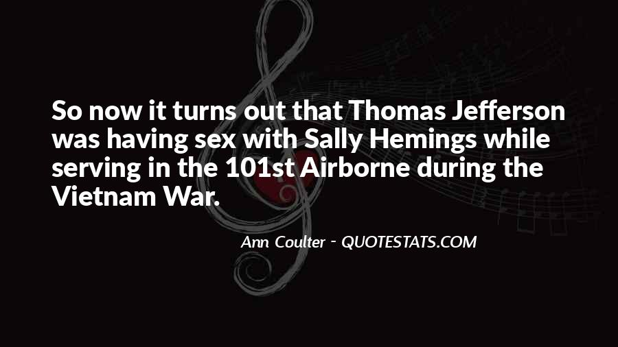 Quotes About The 101st Airborne #1252161