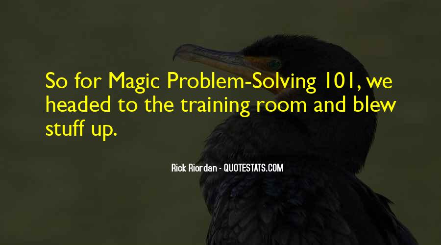 Quotes About Room 101 #724754