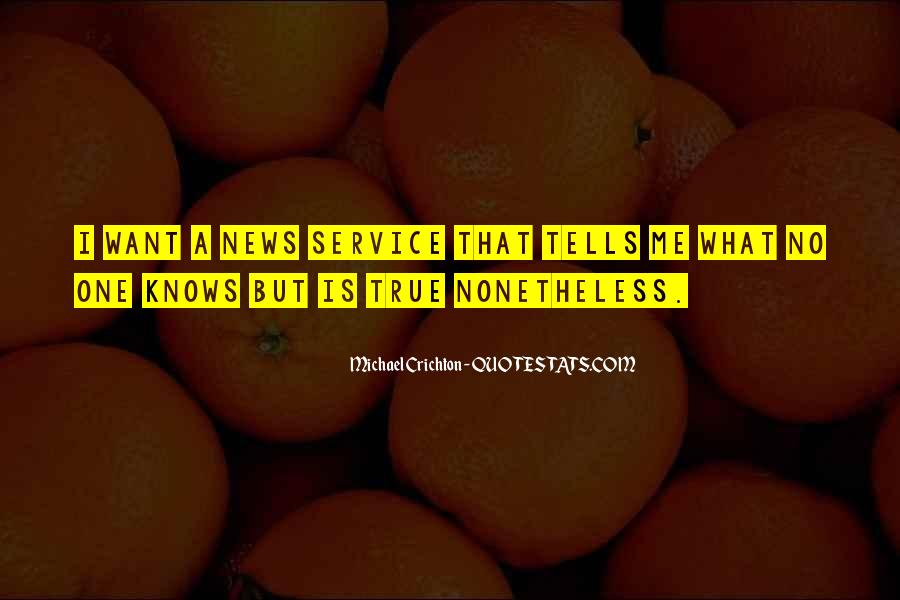 Quotes About No One Knows Me #1214817