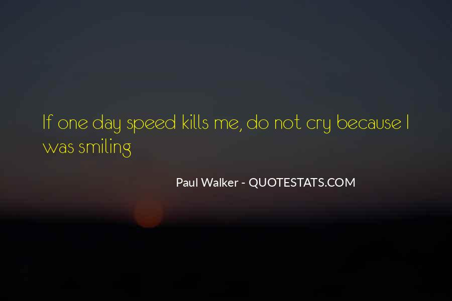 Quotes About Smiling Because Of You #529951