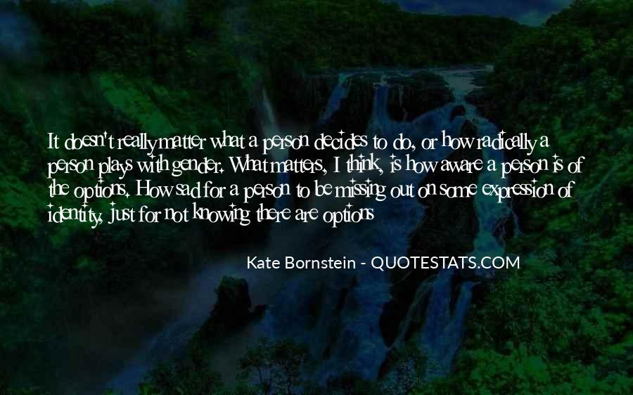 Quotes About Not Really Knowing A Person #23676
