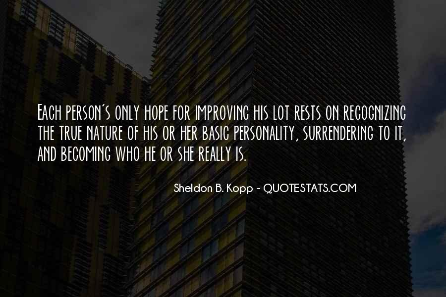 Quotes About Not Really Knowing A Person #268580