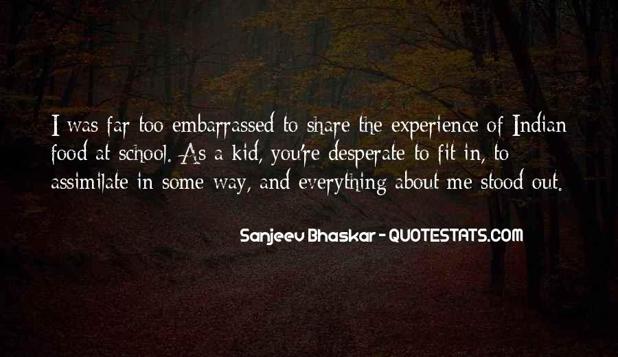 Quotes About Embarrassed #120143