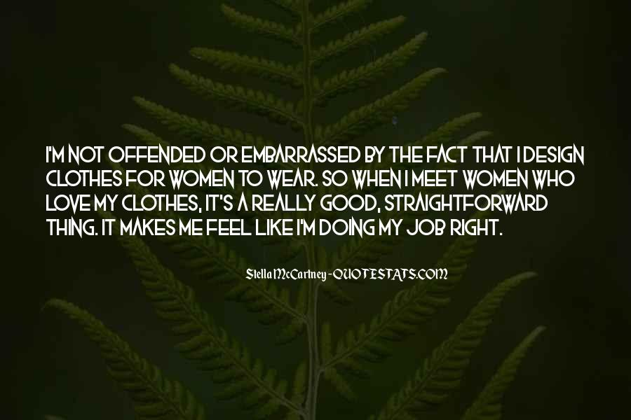 Quotes About Embarrassed #156781