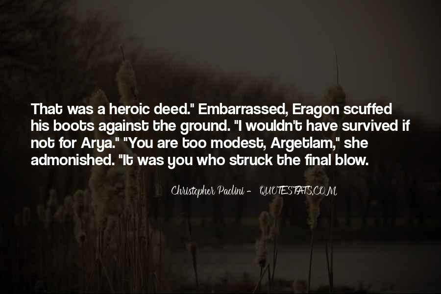 Quotes About Embarrassed #192063