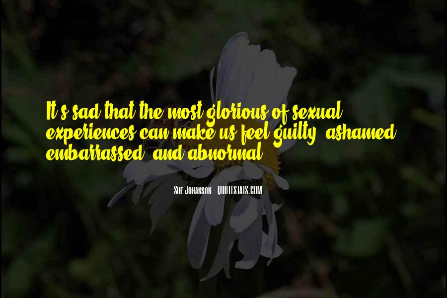 Quotes About Embarrassed #199430