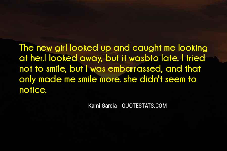 Quotes About Embarrassed #29854