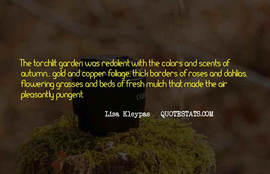 Quotes About Grasses #1144217