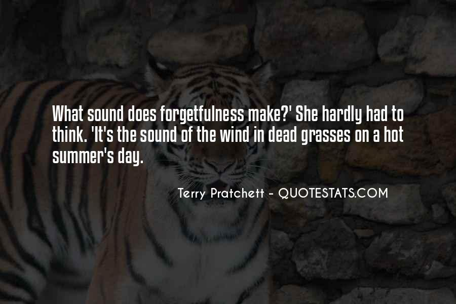 Quotes About Grasses #1446824