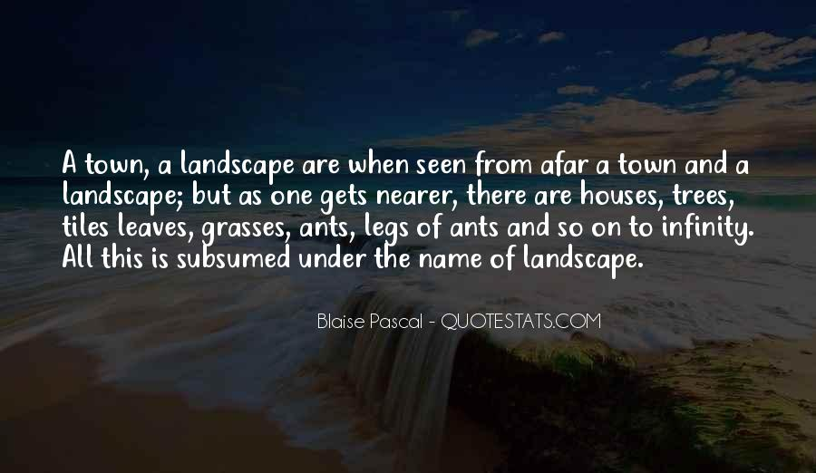 Quotes About Grasses #892300