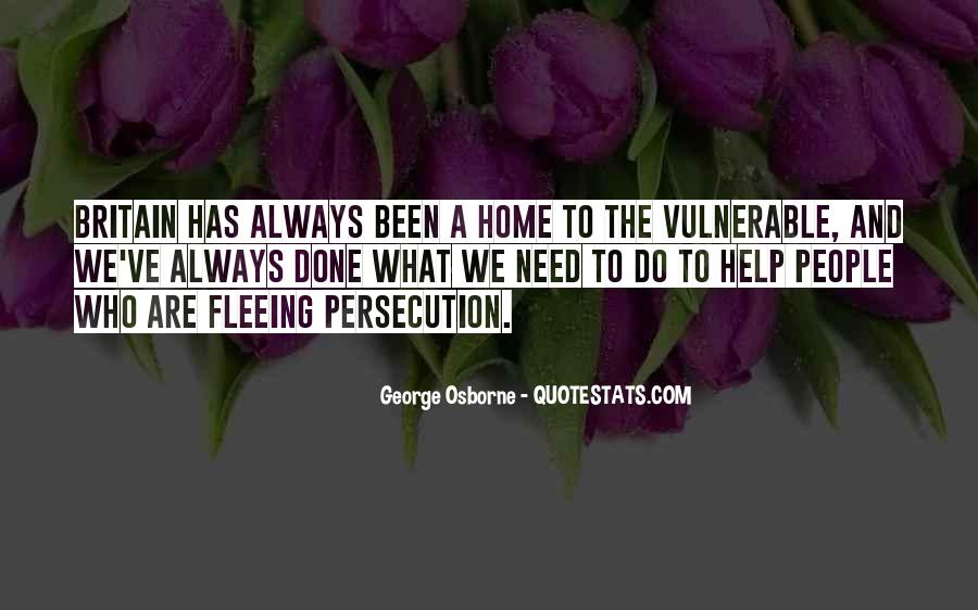 Quotes About Fleeing #1130646