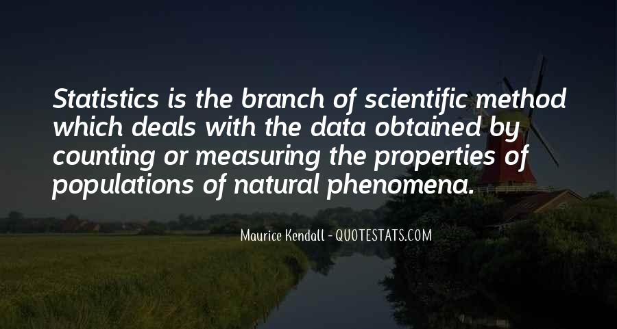 Quotes About Data And Statistics #639710