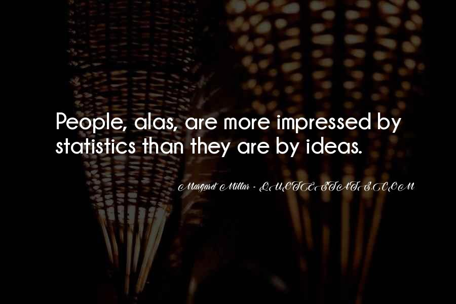 Quotes About Data And Statistics #76546
