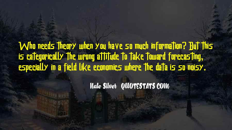 Quotes About Data And Statistics #988639