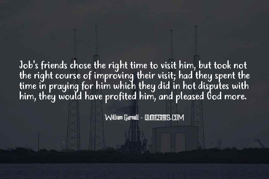 Quotes About Time Spent With Friends #1679001