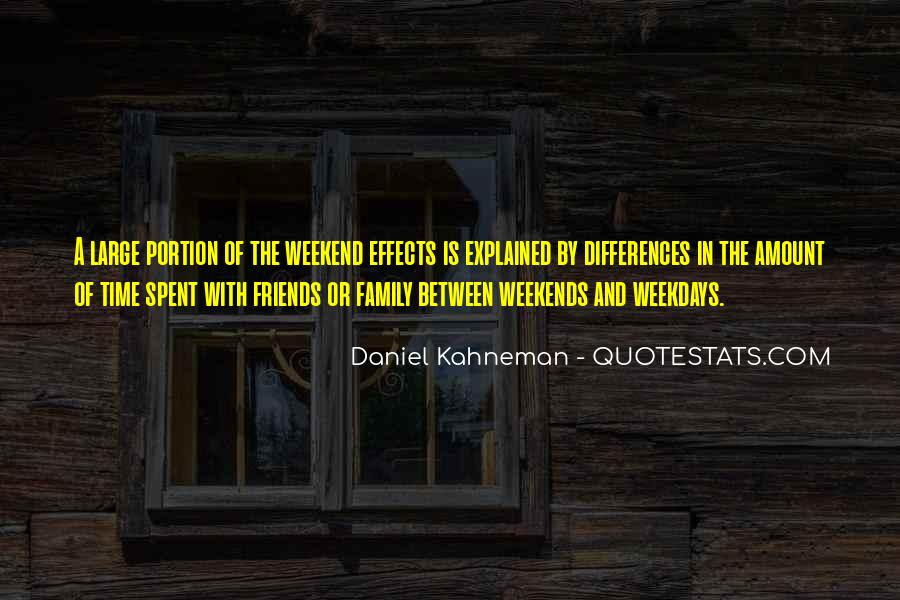 Quotes About Time Spent With Friends #1727548